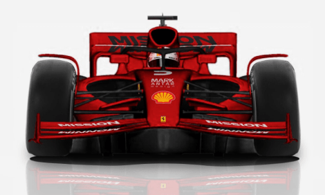 Ferrari F1 formula one 2021 13