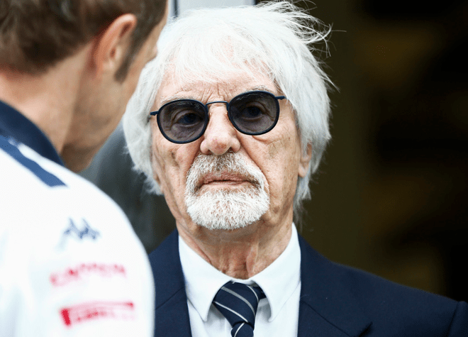 Critical of management, Ecclestone steps in to save Williams