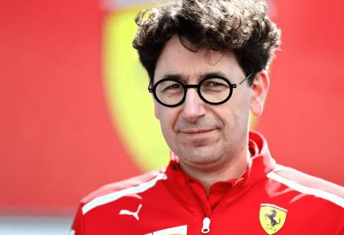 Binotto confirms preseason Ferrari engine gossip