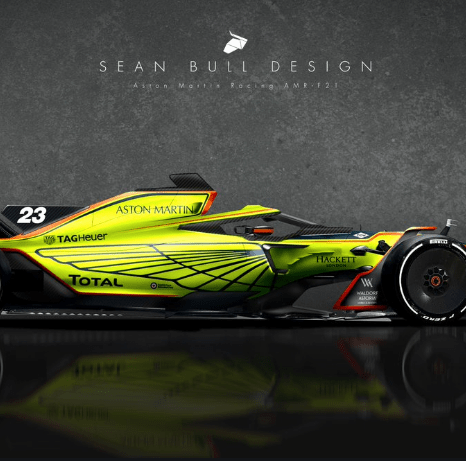 Racing Point becomes Aston Martin - New livery, no more pink? 1