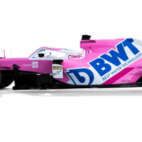 BWT Racing Point F1 Team RP20 4