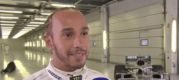 The latest Lewis Hamilton accolade is…