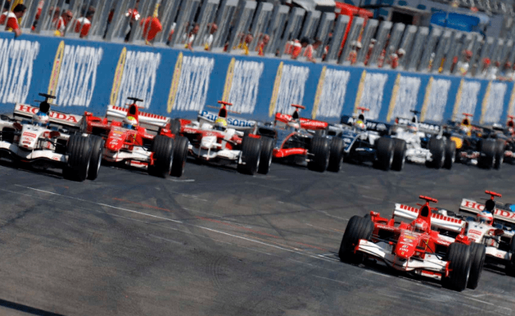 Imola replacing Chinese Grand Prix