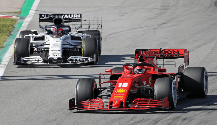 Ferrari's big announcement on performance for Austrian GP
