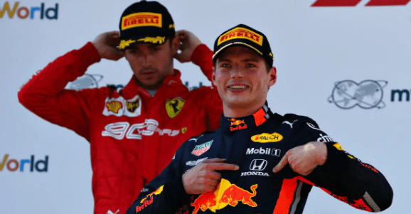 A change that might give Verstappen his first win of 2021