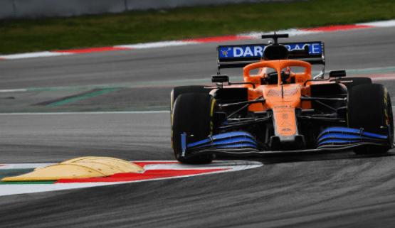 McLaren big error for 2021
