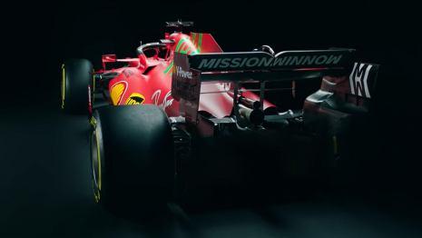 Ferrari SF1000 - 2021 - 9