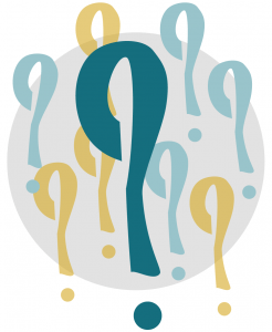 Question mark - graphic