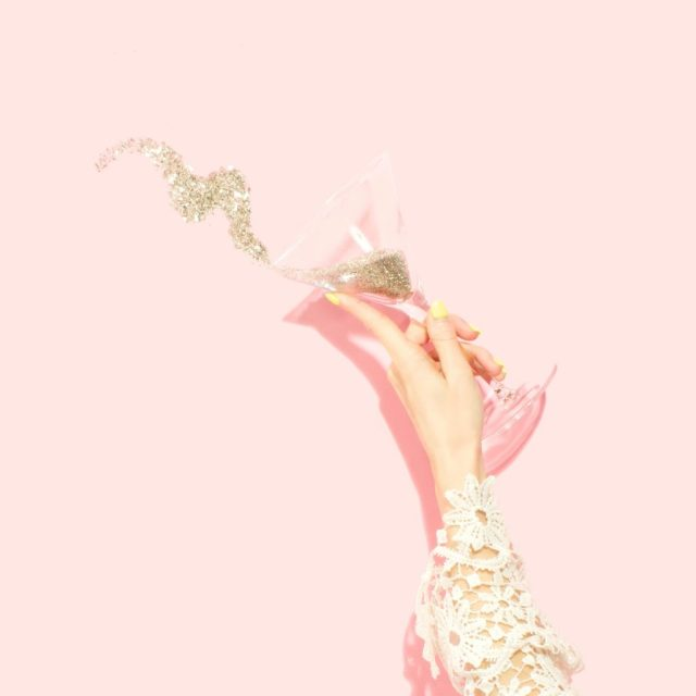 A toast to New Year's resolutions