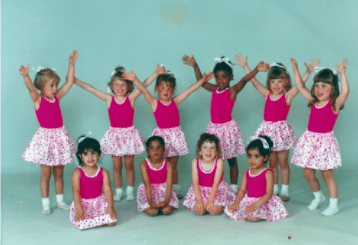 Alyssa dancing