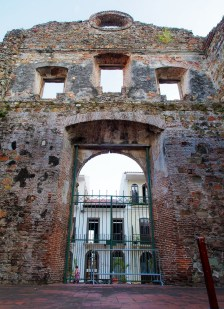 Many of the buildings from the 16 and 1700s still remain