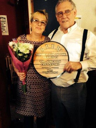 SPBW Summer Pub of the Year 2015