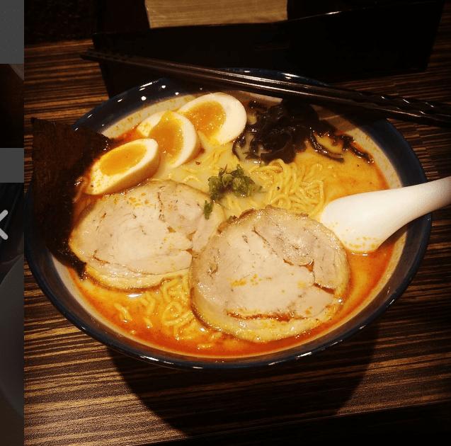 拉麵 – 世新的日本欲