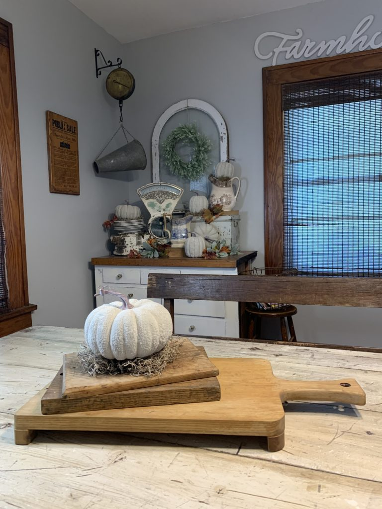 Adding layers to your decor. thejunkparlor.com