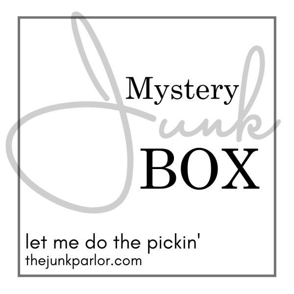 Mystery Junk Box