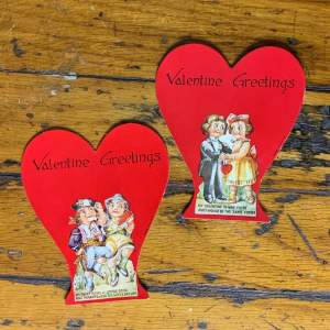 Vintage Valentine Bundle - Valentine Greetings