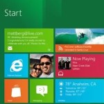 Windows  8 Developer Preview 初期評価 続き