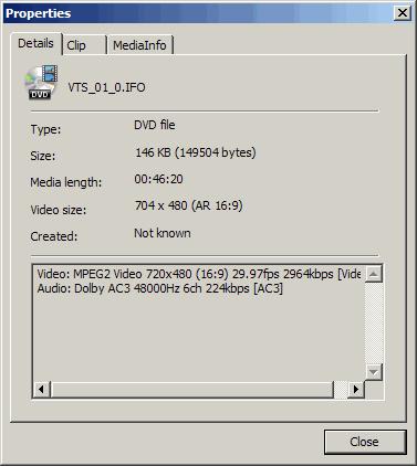 DVD Styler v2.2 & v2.2 rc 2 Bug No. 07