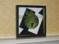 Green Shadow Box