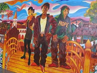 Project HOPE Mural