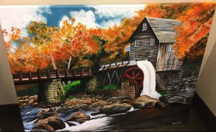 Autumn by Antonio D. Moore