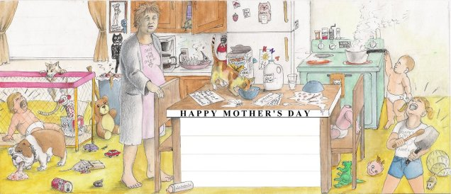Mother's Day Letter by D. Ashton