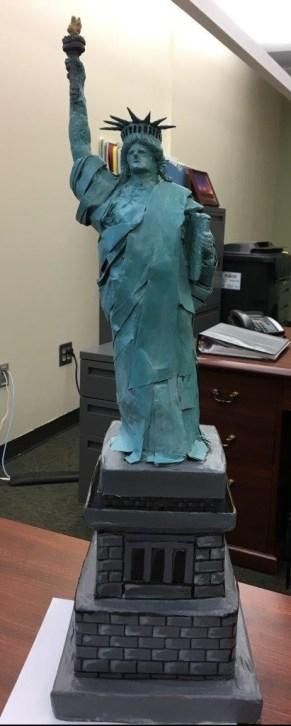 Statue of Liberty William Miller
