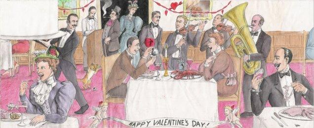 Valentine's Letter by D. Ashton
