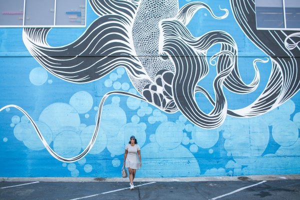 Sacramento Mural Guide - Instagrammable Spots In