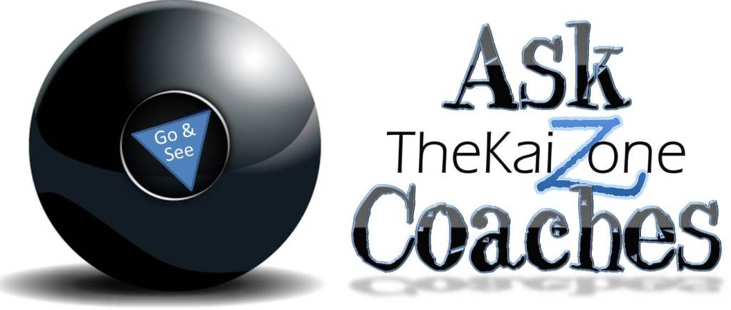 Ask The KaiZone Coaches Logo - 2