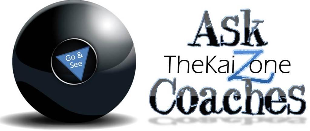 Ask The KaiZone Coaches Logo - 2