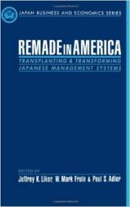 Remade in America