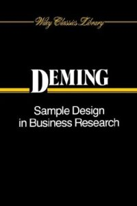 Sample Design in Business Research