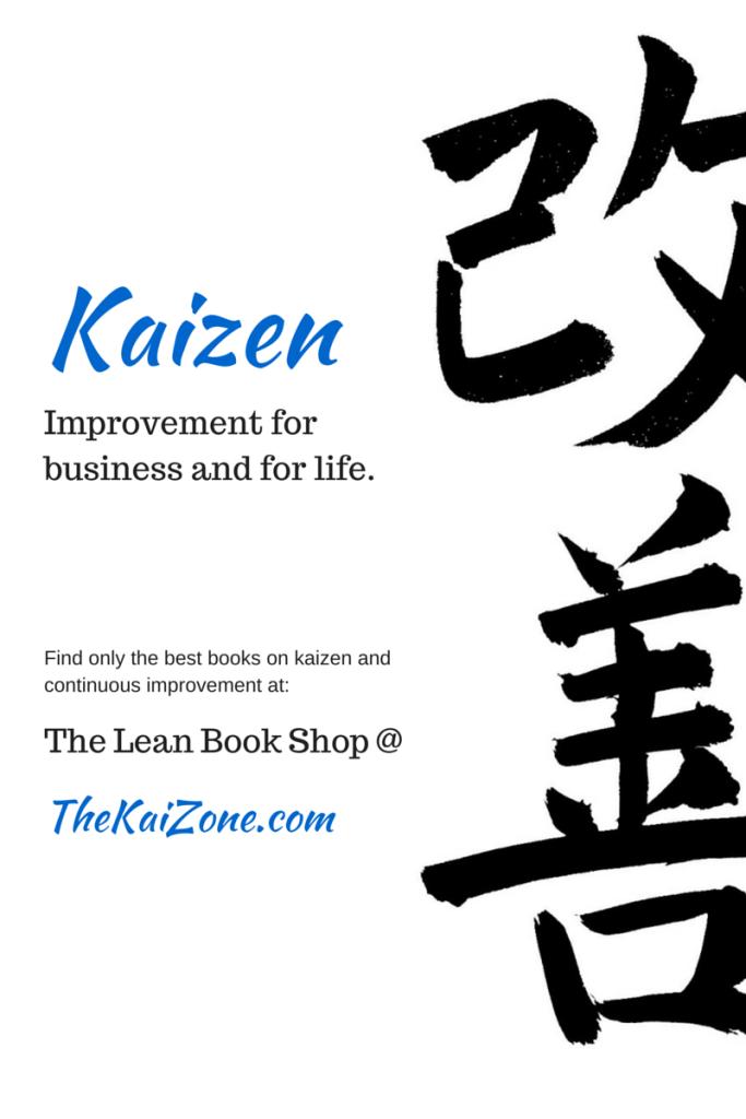 lean books, lean book, kaizen books, kaizen book, kaizen event, kaizen event books, kaizen event book