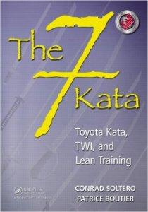 lean thinking, lean behaviors, lean thinking books, kata, toyota kata