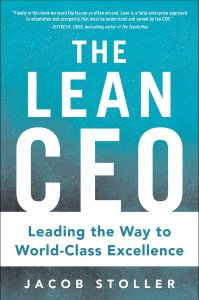 lean leadership books, lean leadership