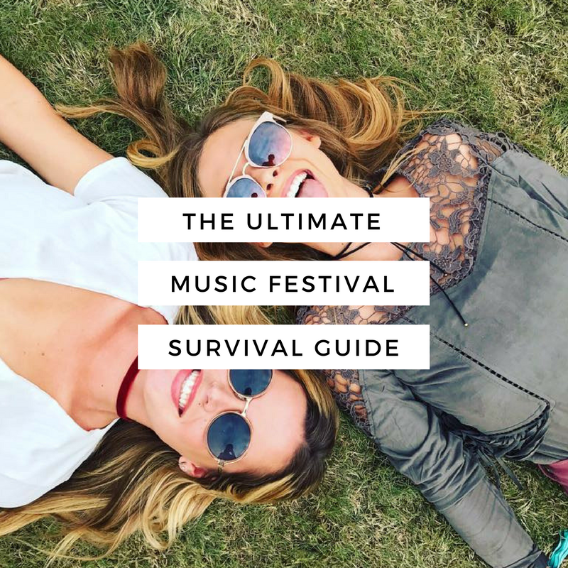 Music Festival Survival Guide