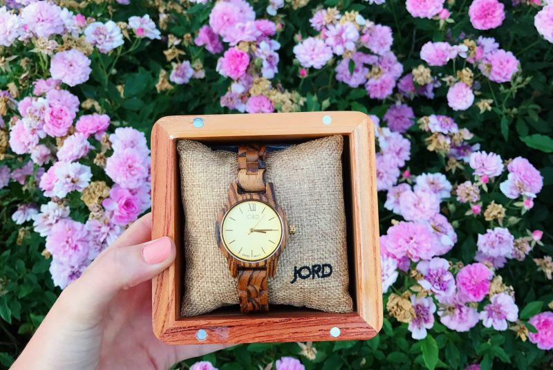 Blooming With JORD Watches + GIVEAWAY