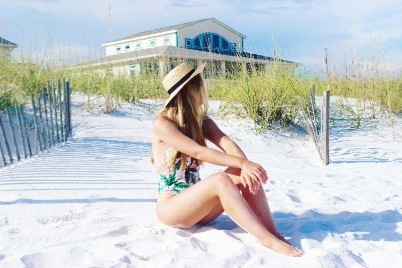 Pensacola Travel Diary + My Beach Essentials