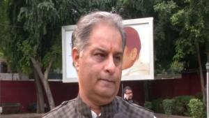 Rajiv Tyagi Congress
