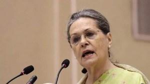 Sonia Gandhi Pic