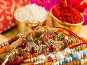 raksha bandhan rakhi