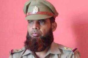 UP Police Inteshar Ali
