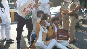 Youth Congress Protest on Rape