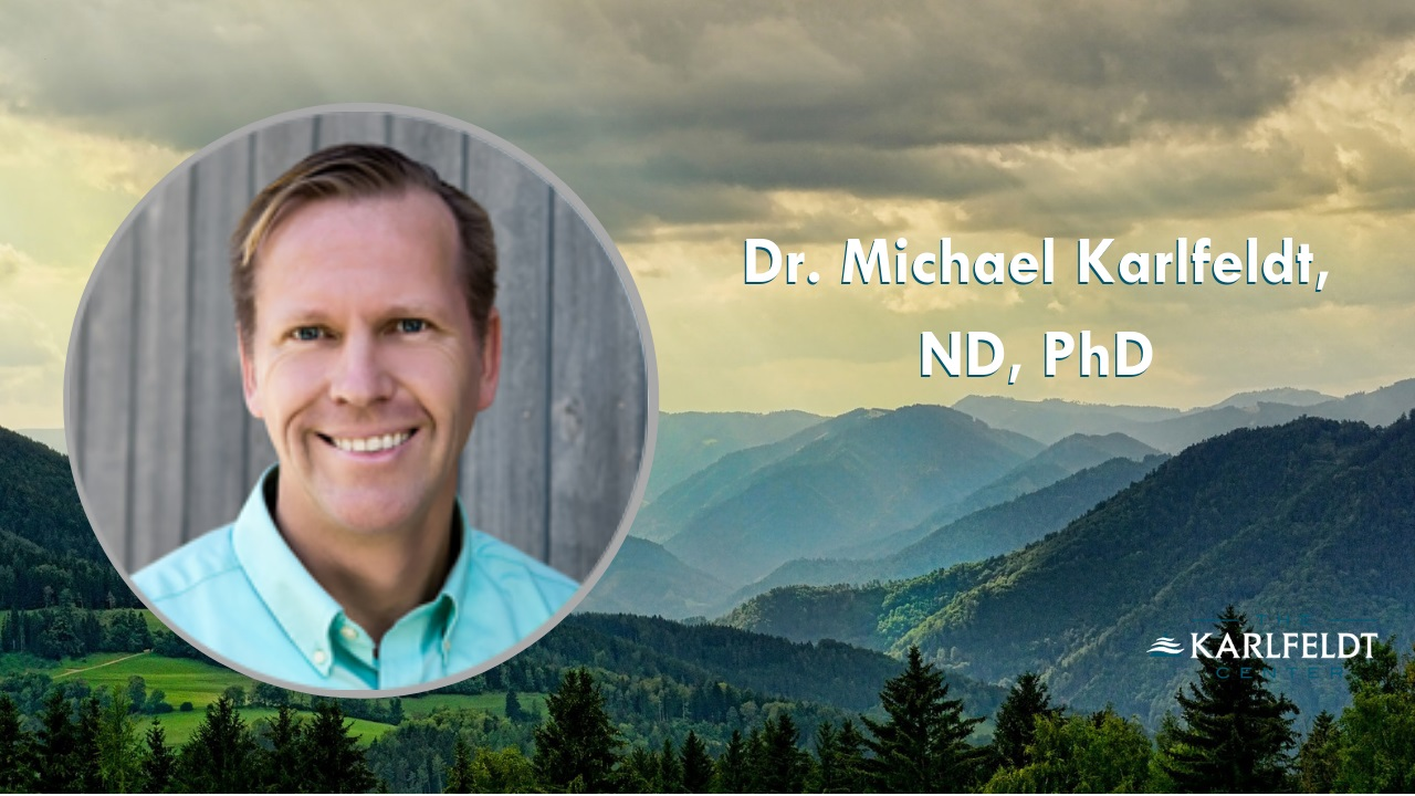 Profile Picture of Dr. Michael Karlfedlt, Certified Naturopathic Provider - serving Boise, Meridian, and the Treasure Valley.