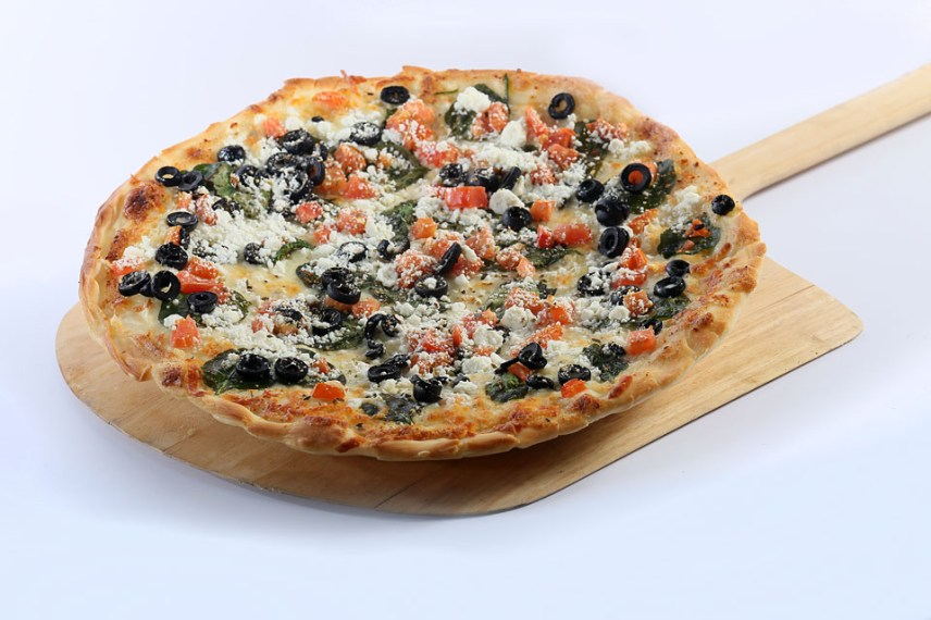 pizza, gourmet pizza, Greek restaurant in Niagara Falls, Mediterranean restaurant in Niagara Falls, best places to eat in Niagara