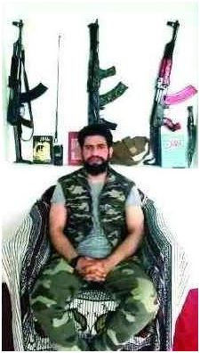 Punjab Police releases posters of Zakir Musa, Says 'Musa spotted in Punjab'