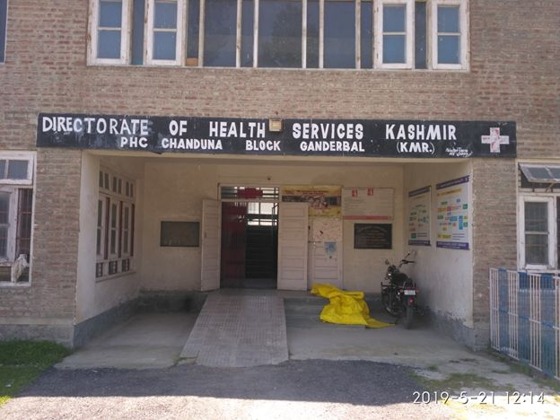 Amount in lakhs spent, but PHC Chundina without staff, or services