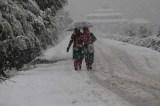 Rains lash Jammu, fresh snowfall witnessed in Kashmir parts