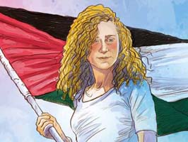 Youth herald winds of change in Palestine